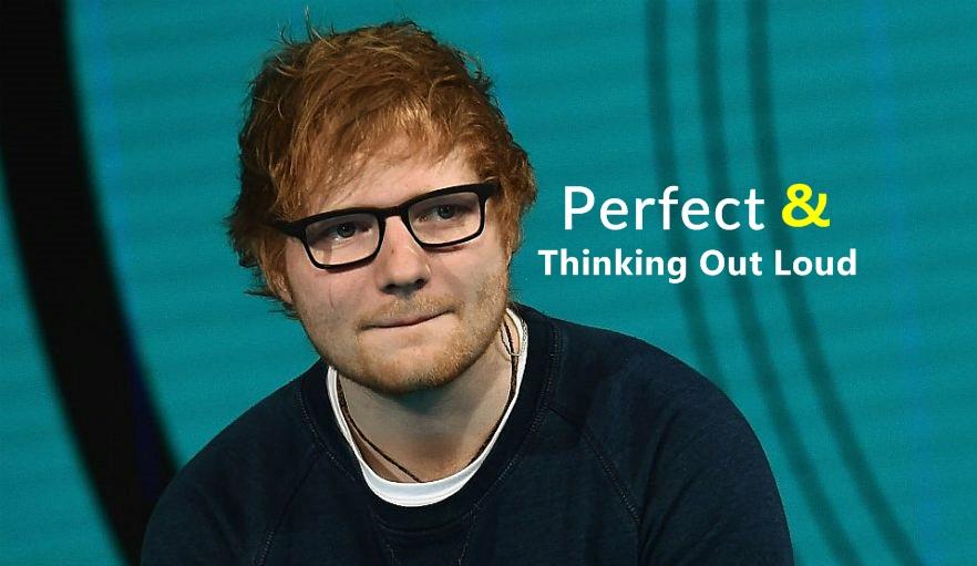 Ed Sheeran - Perfect & Thinking Out Loud MASHUP | 2018 (with